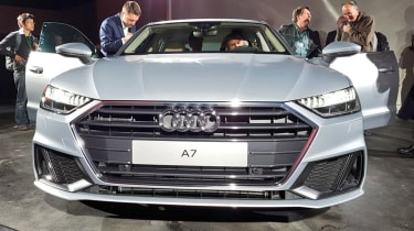 Audi A7 Sportback - reveal front