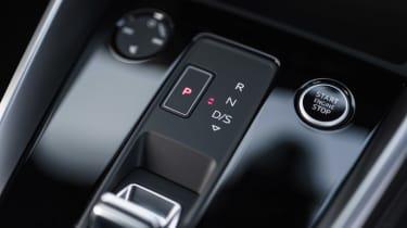 Audi A3 40 TFSI e PHEV - interior detail