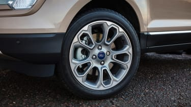 Ford EcoSport - wheel