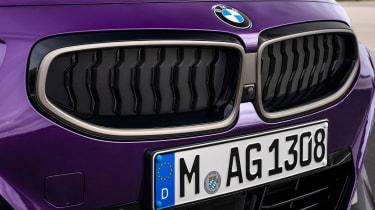 BMW M240i - grille