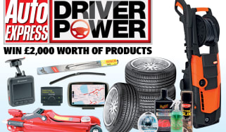 Driver Power 2015 prizes