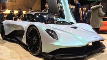 Aston Martin 003 concept - Geneva front static