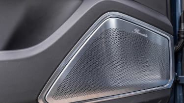 Porsche Cayenne E-Hybrid - speaker