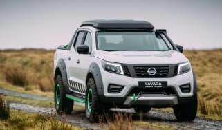 Nissan Navara EnGuard Concept front side