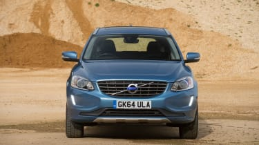 Used Volvo XC60 - full front