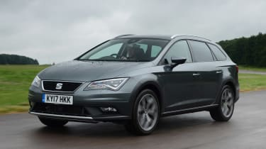 SEAT Leon X-Perience - front