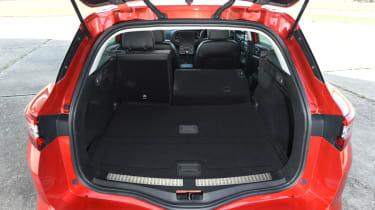 Renault Megane Sport Tourer - boot