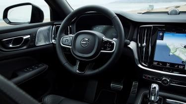 Volvo S60 Polestar Engineered - dashboard