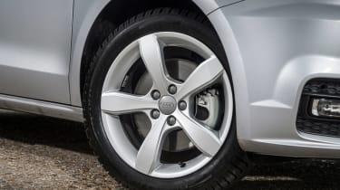 Audi A1 - wheel detail