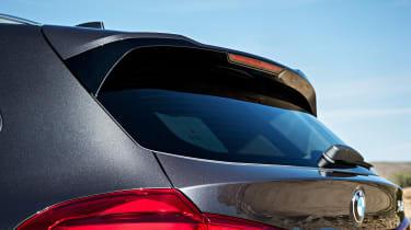 BMW X3 - rear detail