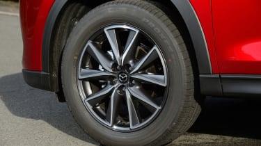 New Mazda CX-5 - wheel