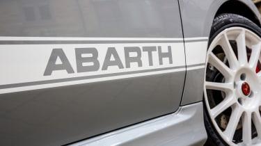 Abarth 595 essessee 70th Edition - stripe