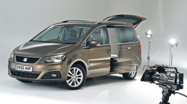 Best Seven-Seat MPV: SEAT Alhambra