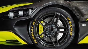 vuhl 05rr alloy wheel