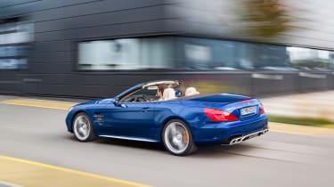 Mercedes SL facelift 2015 29