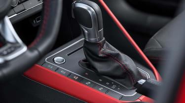 Volkswagen Polo GTI 2018 gear lever