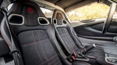 Lotus Elise seats