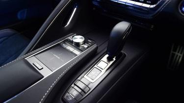 Lexus LC 500h - transmission