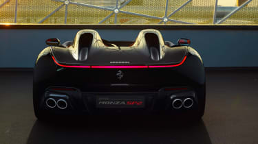 Ferrari Monza SP1 - full rear