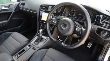 Mountune VW Golf R - interior