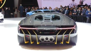 Geneva Motor Show 2016 - Lamborghini Centenario 7