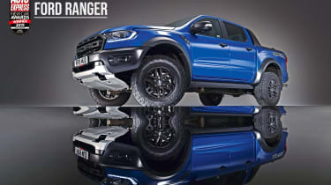Ford Ranger - 2019 Pick-up of the Year