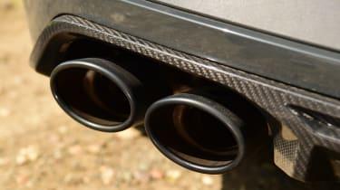 SEAT Leon Cupra R ST ABT - exhaust