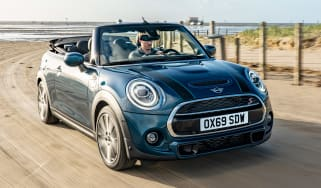 MINI Sidewalk Convertible - front