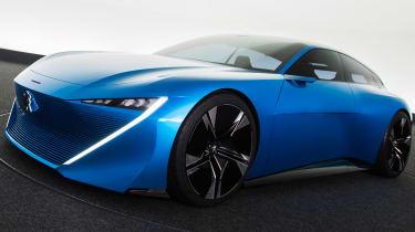 Peugeot Instinct concept - front close