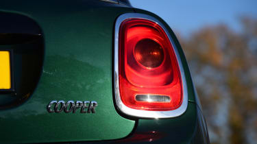 MINI Cooper 5dr rear light