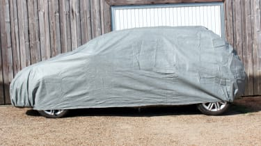 Sealey Three-Layer All-Seasons Car Cover SCCM
