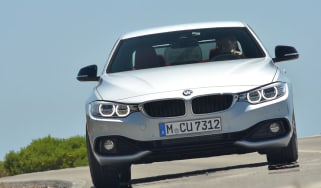 BMW 4 Series action