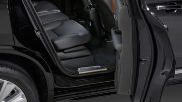 Volvo XC90 Armoured - door
