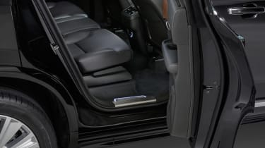 Volvo XC90 Armoured - door