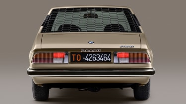 BMW Garmisch concept - rear static