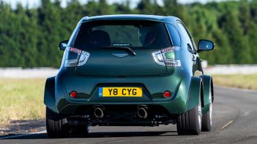 Aston Martin V8 Cygnet - rear
