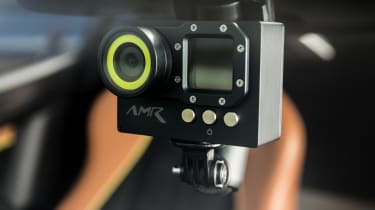 Aston Martin Vantage AMR - monitor