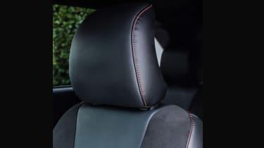 Ford Edge facelift 2018 headrest