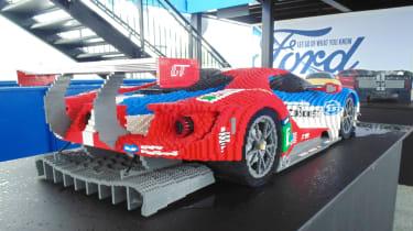 Goodwood 2016 - lego ford gt le mans
