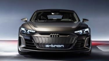 Audi e-tron GT concept - full front studio