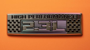 Ford Mustang High Performance Package - badge