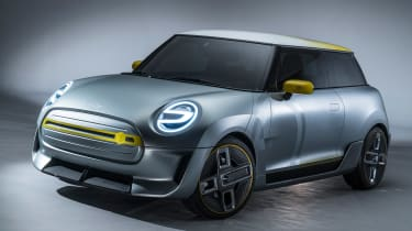 MINI Electric concept - front
