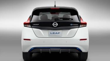 Nissan Leaf e+ - full rear
