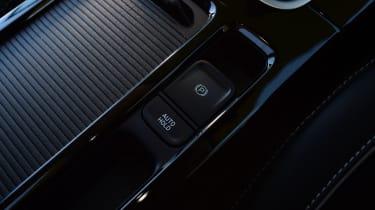 Kia Ceed centre console