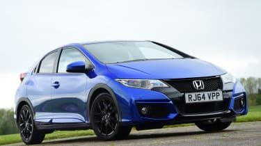 Honda Civic Sport - front static