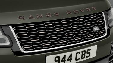 Range Rover SV Autobiography Ultimate - grille