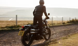 Triumph Street Scrambler review - header