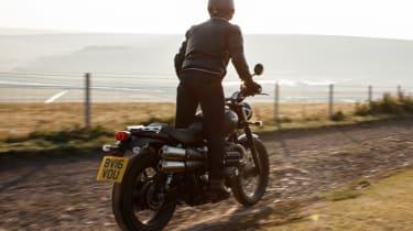 Triumph Street Scrambler review - header