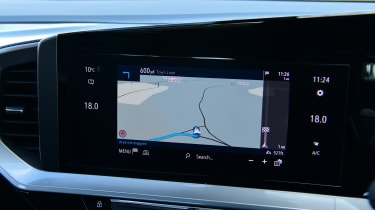 Vauxhall Mokka - screen