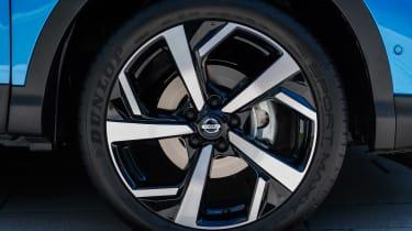 New Nissan Qashqai 2017  wheels